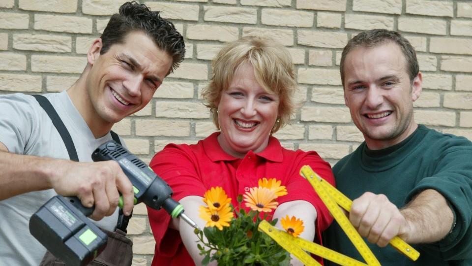 Mein Garten - Gartensendung mit Andrea Göpel bei RTL Living