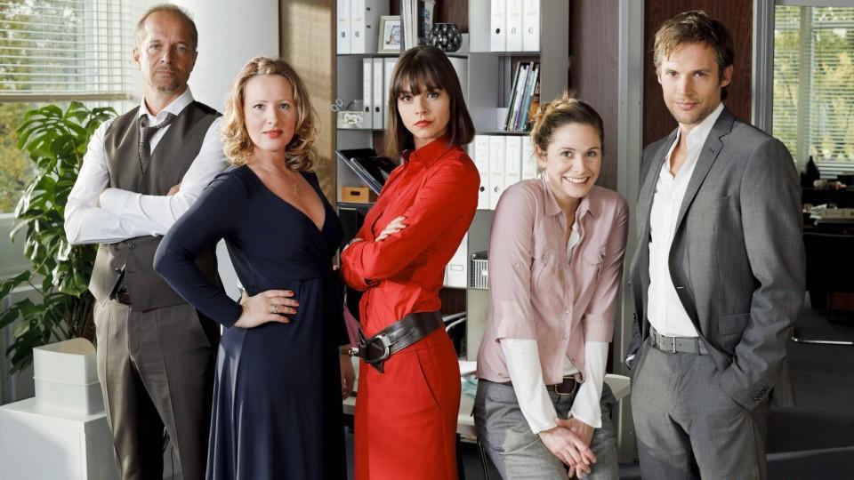 Sekretärinnen überleben Von 9 Bis 5 Staffel 2
