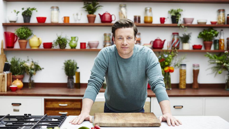 Leichte Sommerküche Jamie Oliver : Jamies zutaten küche küchenzauberei bei rtl living mit jamie oliver