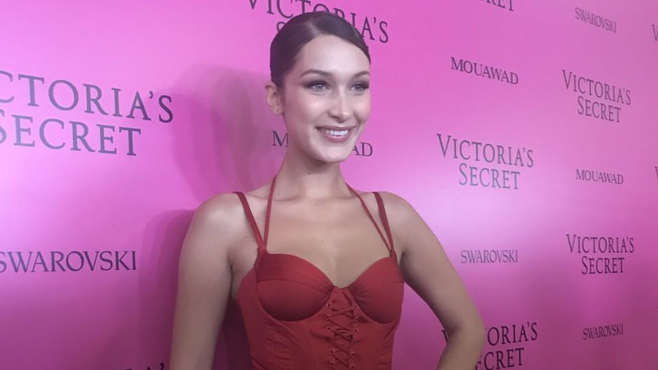Victoria's Secret Fashion Show 2017 Backstage