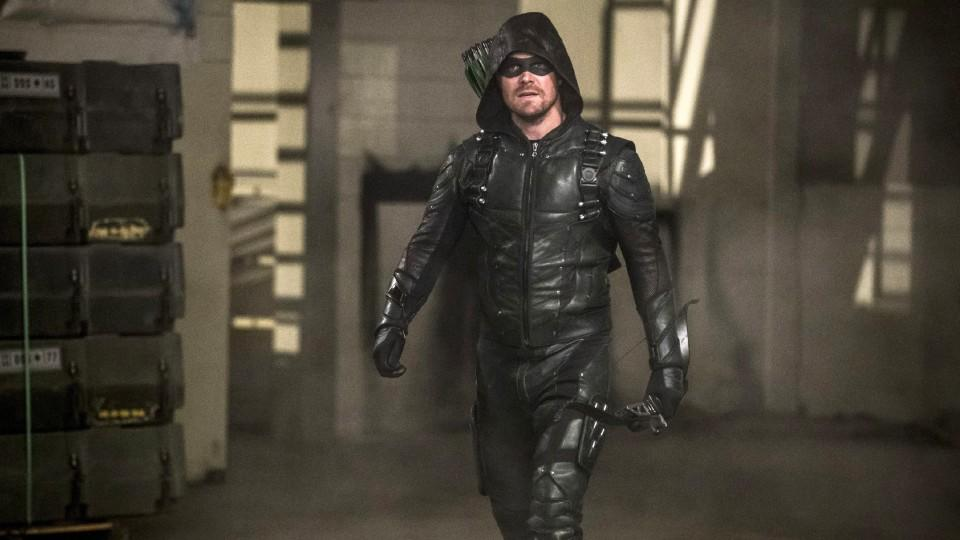 Arrow Staffel 6