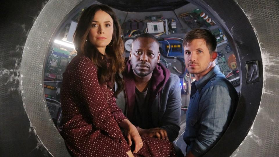 Timeless/ Staffel 2