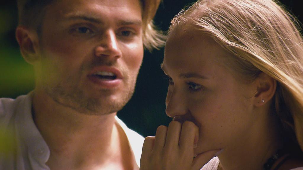 Bei  Johannes und Svenja stehen die Zeichen auf Trennung.