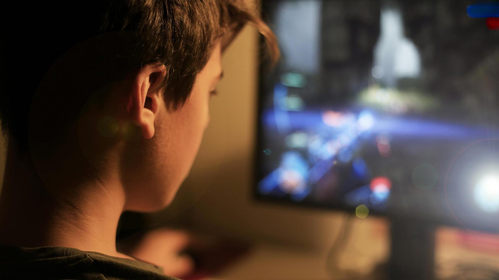 Online Spielsucht Icd