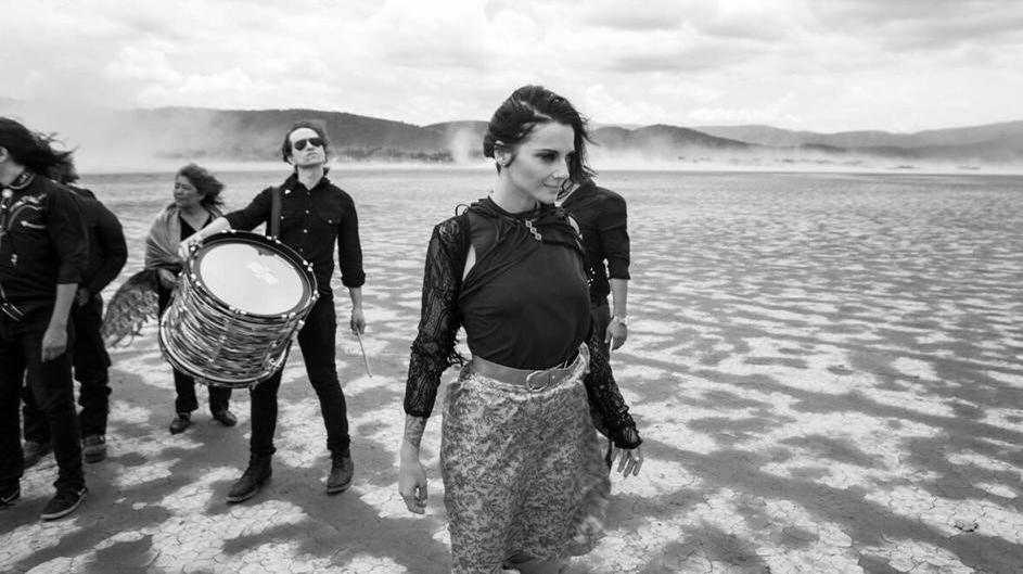 """Linda Marlen Runge veröffentlicht heute mit ihrer Band """"Lejana"""" die erste Single """"Bullet"""" aus dem neuen Album """"XII Bestias"""""""