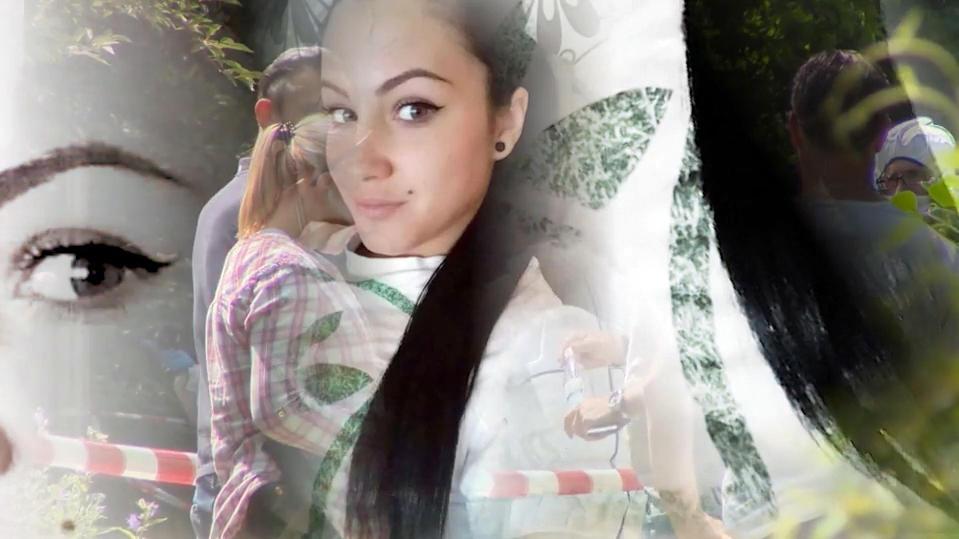 Für ihrer Beerdigung wurde Iuliana herausgeputzt wie eine Braut.