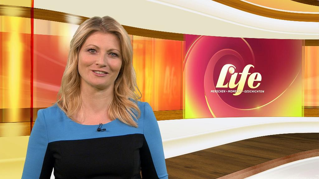 "Annika Begiebing moderiert das neue Magazin ""Life - Menschen, Momente, Geschichten"" bei RTL."