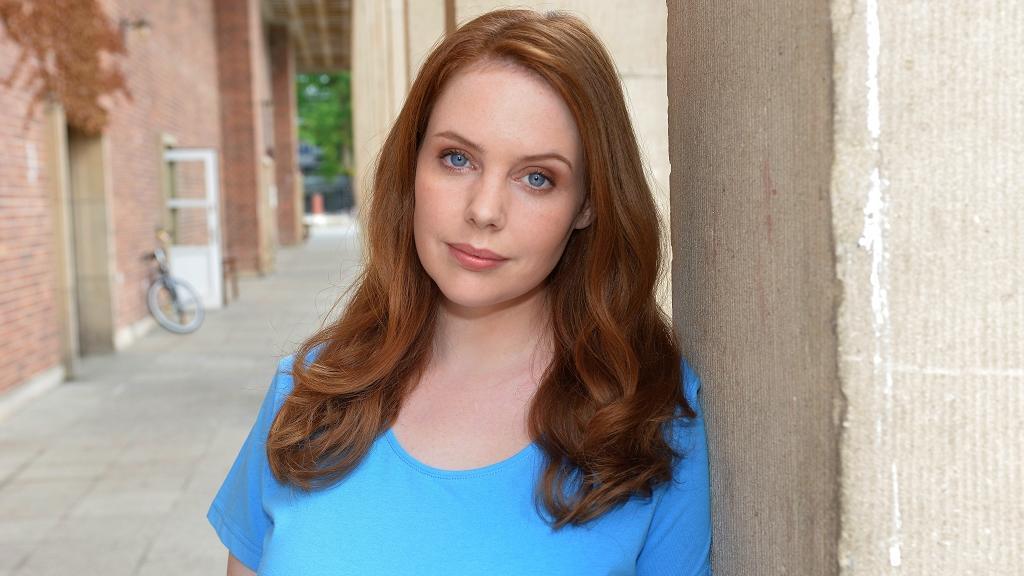 In den GZSZ-Kiez zieht eine neue Bewohnerin: Olivia Marei spielt Toni.