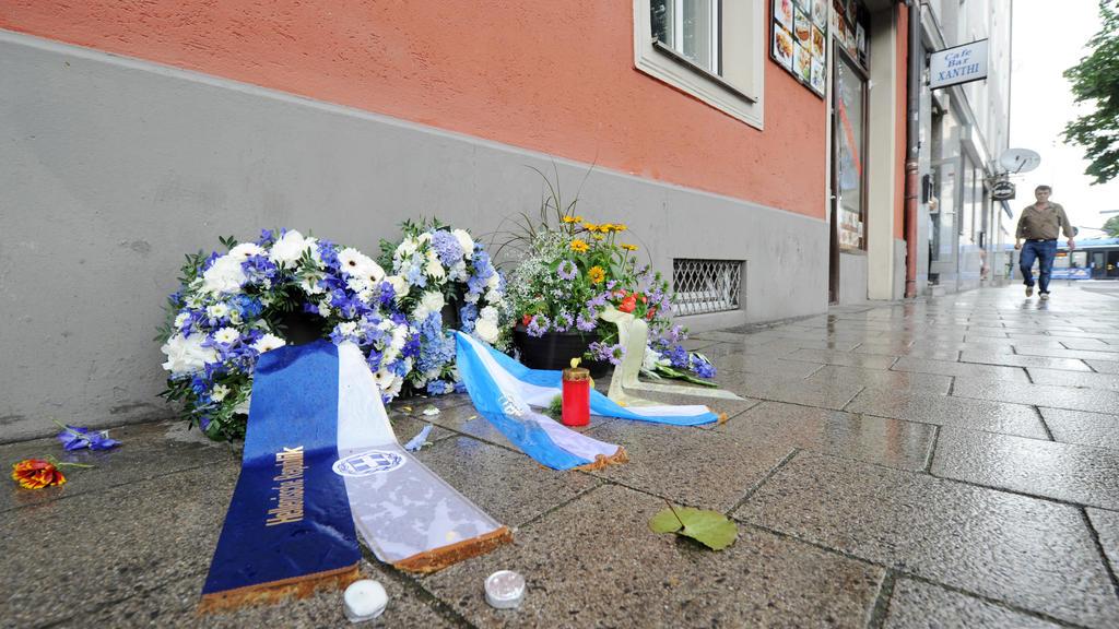 Gedenken an die Opfer des NSU