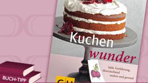 'Kuchenwunder': Martina Kittler zeigt leckere und gesunde Kuchen