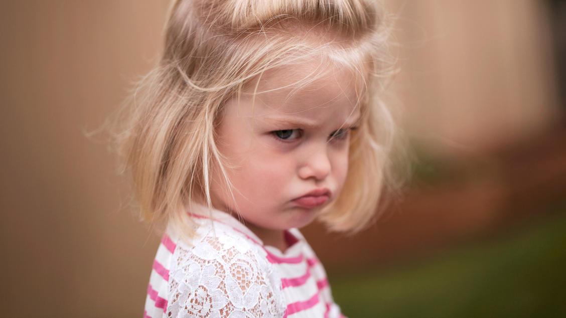 3, 2, 1 - Wutanfall! Kinder in der Trotzphase sind aus emotionaler Sicht tickende Zeitbomben - aber oft auch unheimlich süß.