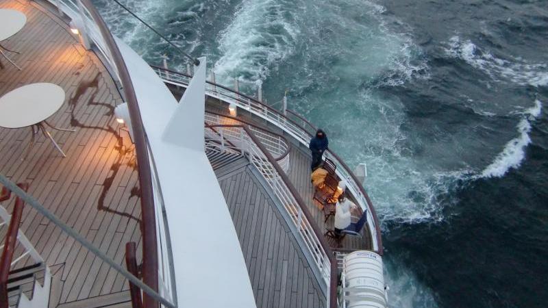 Sie suchten Komfort und Luxus auf hoher See, doch sie fanden den Tod. Jedes Jahr verschwinden mehr als 20 Menschen an Bord von Kreuzfahrtschiffen. Foto: Kathrin Deckart