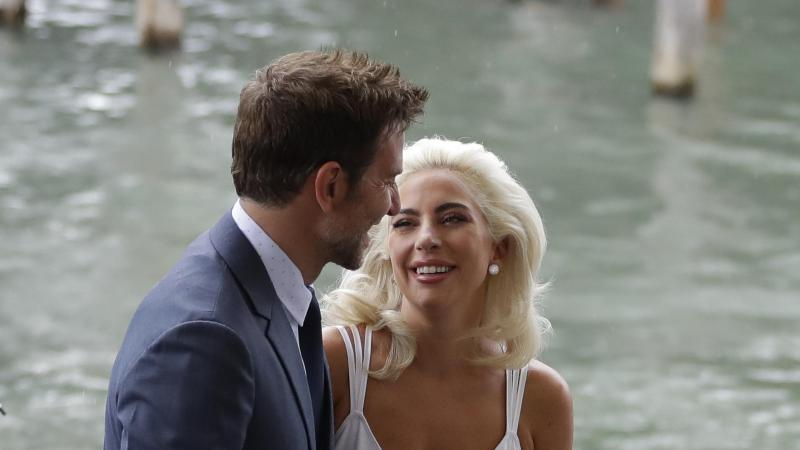 75. Filmfestspiele in Venedig - Lady Gaga und Bradley Cooper