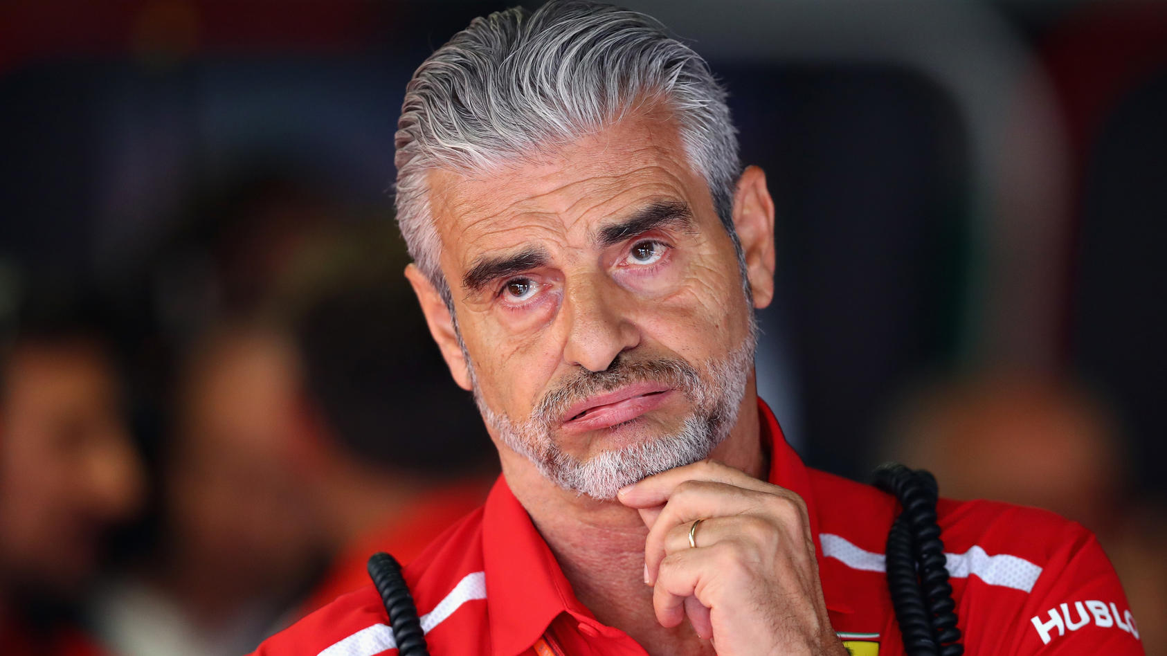 Maurizio Arrivabene und Ferrari stehen nach dem Monza-Fiasko schwer in der Kritik