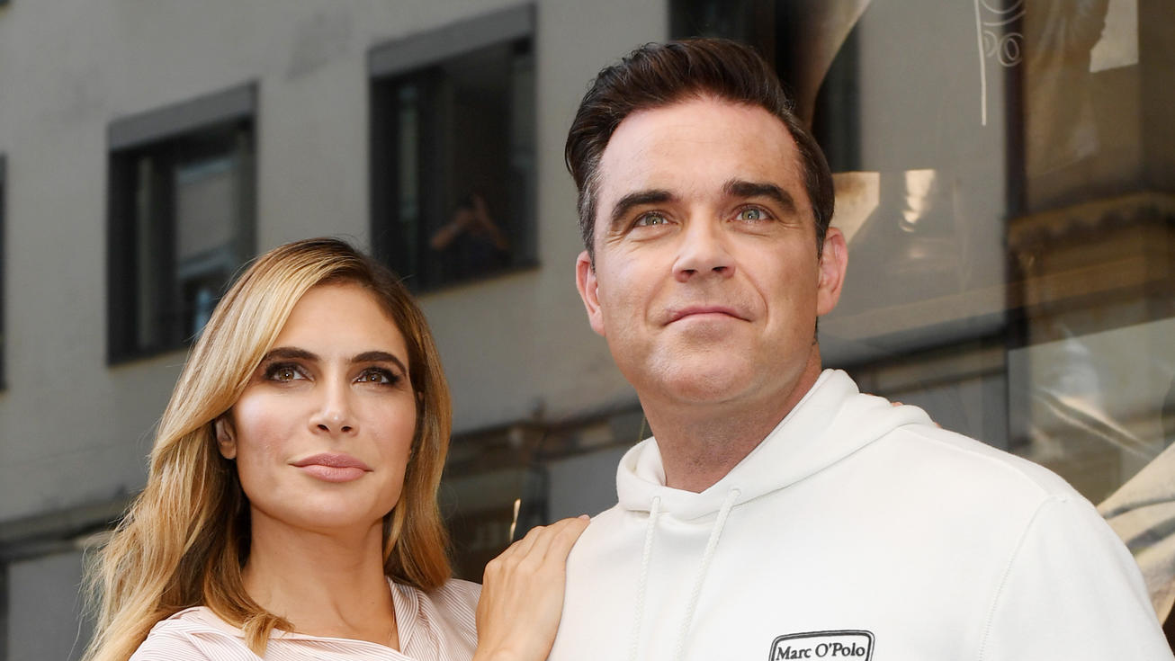Ayda Field und Robbie Williams sind wieder Eltern geworden.