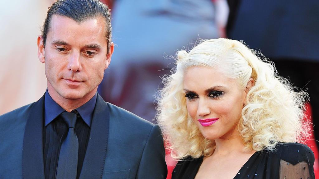 Gavin Rossdale und Gwen Stefani