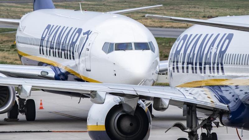 Bei Ryanair wird erneut gestreikt. Foto: Marcel Kusch