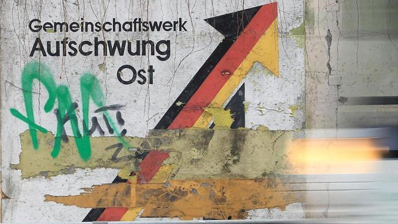 Es gibt bei den Lebensverhältnissen nach wie vor deutliche Unterschiede zwischen Ost- und Westdeutschland. Foto: Jens Wolf
