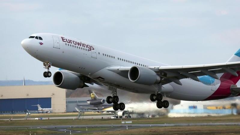 Eurowings Airbus