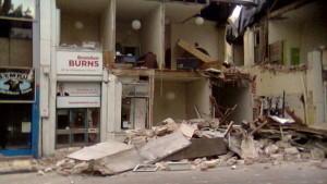Ein schweres Erdbeben hat die neuseeländische Stadt Christchurch erschüttert und erhebliche Schäden angerichtet.