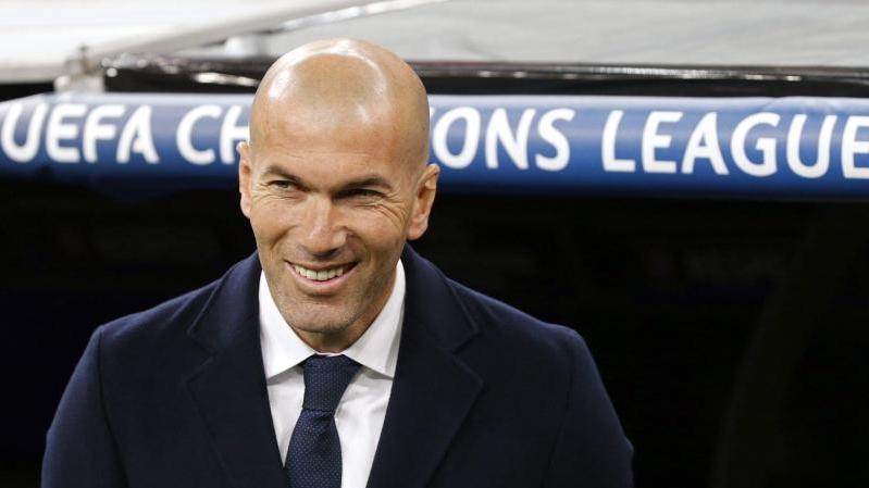Zidane Nachfolger