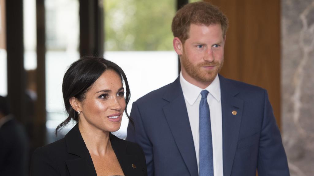 Le prince Harry et Meghan, duchesse de Sussex, aux WellChild Awards. The Duke and Duchess of Sussex at the annual WellChild Awards at the Royal Lancaster Hotel in London. 229757 2018-09-04 Londres Royaume Uni PUBLICATIONxINxGERxAUTxONLY Copyright: xP