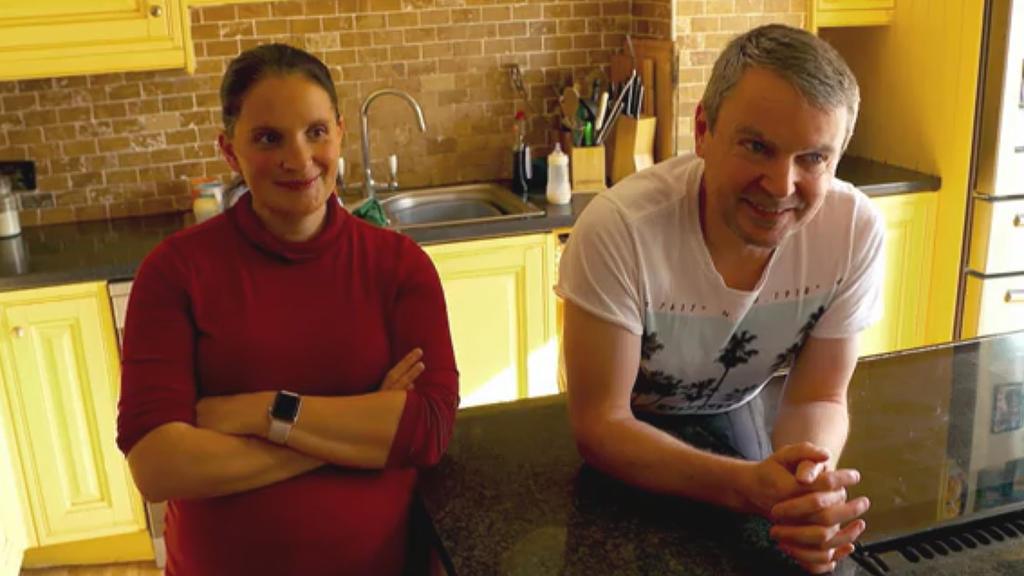 Sue und Noel Radford sind 21-fache Eltern.