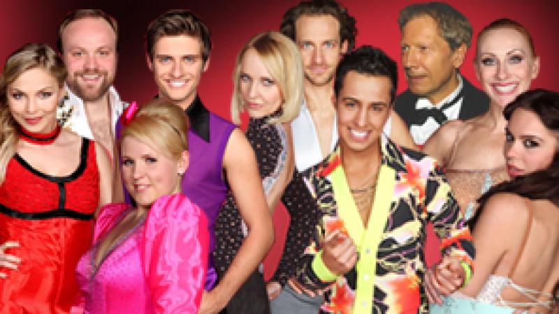 """Das Sind Die """"Let's Dance"""" Kandidaten Und Tänzer 2011"""