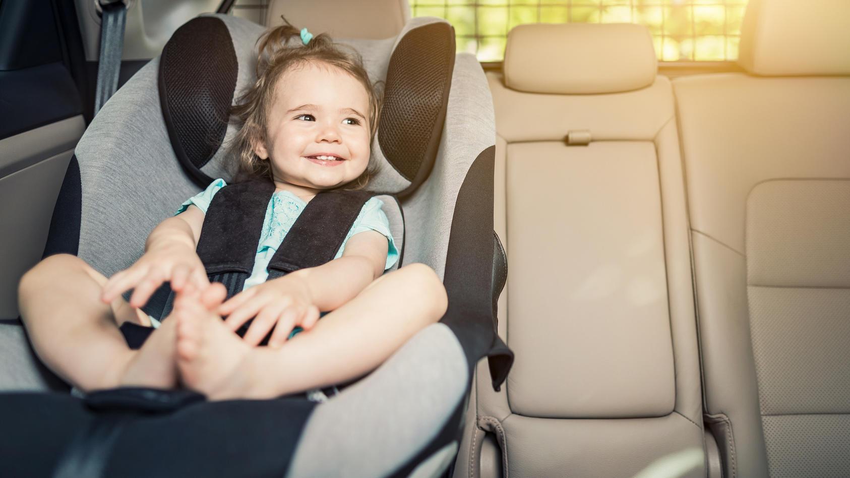 Erfreulich: Im Falle eines Unfalls wären alle getesteten Sitze sicher.