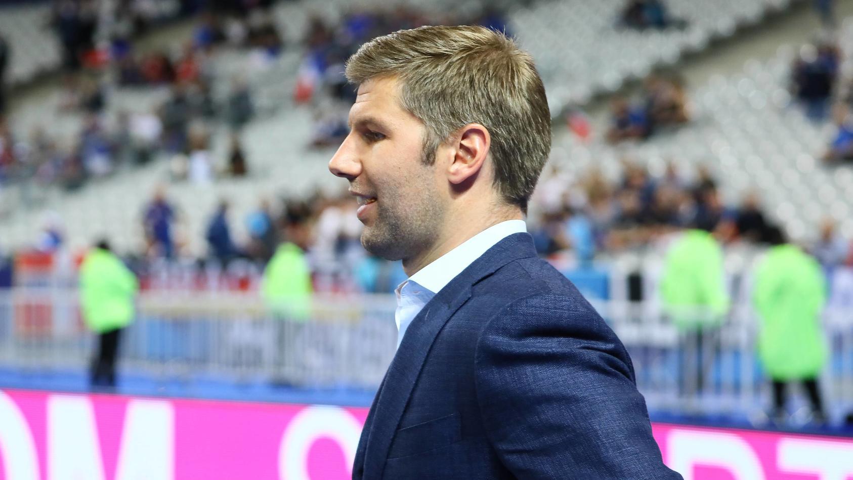 Thomas Hitzlsperger absolvierte 53 Länderspiele für das DFB-Team
