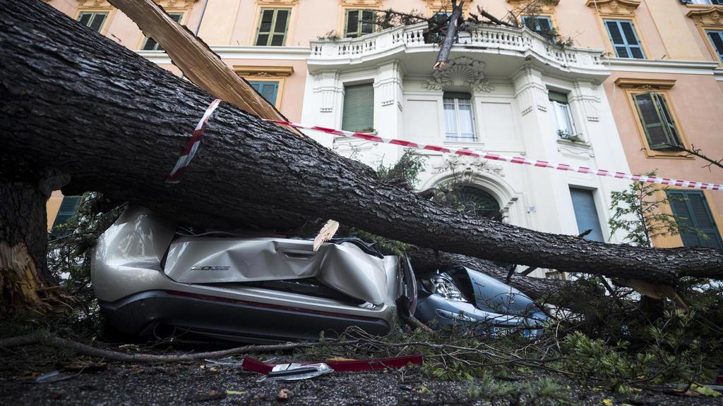 Unwetter in Italien mit Todesopfern