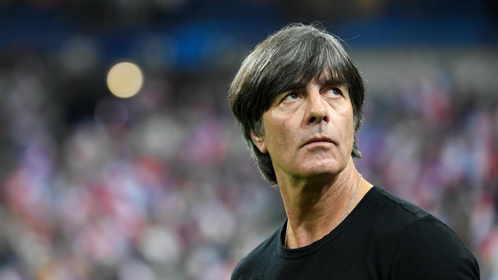 """Joachim Löw braucht im Kampf gegen den Abstieg aus der Nations League Hilfe """"von oben"""""""