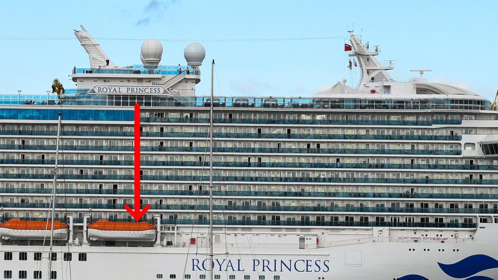 Royal Princess Kreuzfahrtschiff