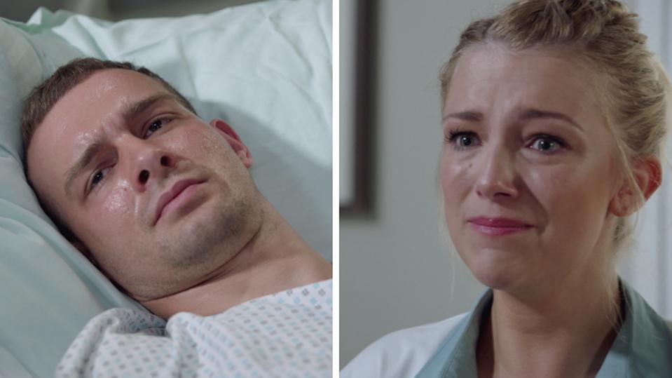 GZSZ: Chris glaubt an eine Heilung, aber Lilly kennt die Wahrheit.