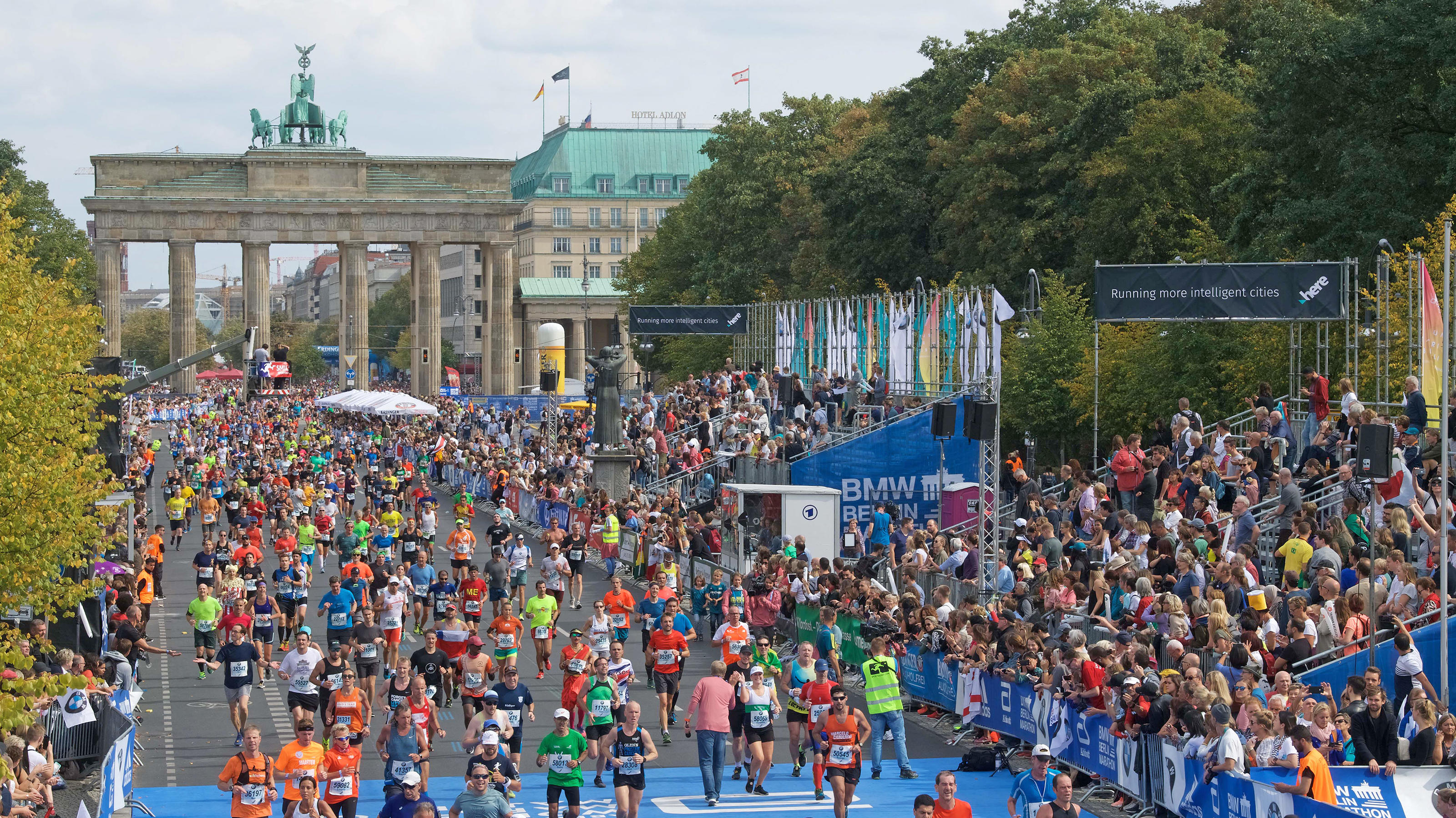 BMW BERLIN-MARATHON 2019