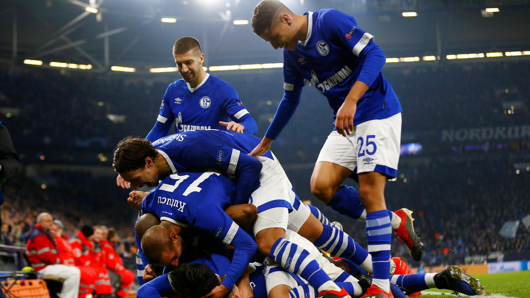 Schalke Champions League 2011
