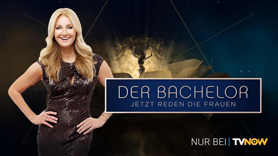 """Frauke Ludowig moderiert die neue TV NOW-Show """"Der Bachelor - Jetzt reden die Frauen""""."""