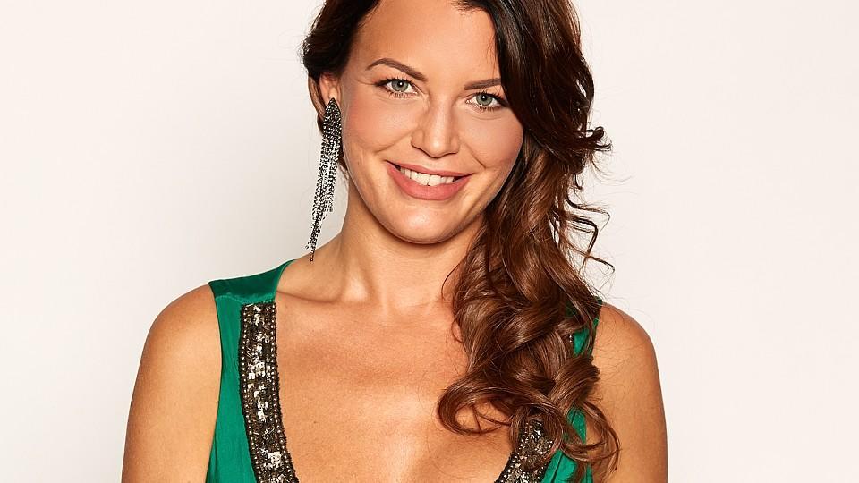 Stefanie Gebhardt liebt es zu lachen. Punktet sie beim Bachelor mit ihrer offenen Art?