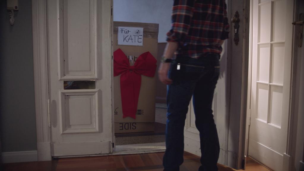 GZSZ: Geschenk für Kate