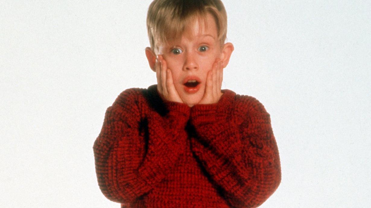 Schauspieler Macaulay Culkin (38) spielte damals  den 8-Jährigen Kevin McCallister.
