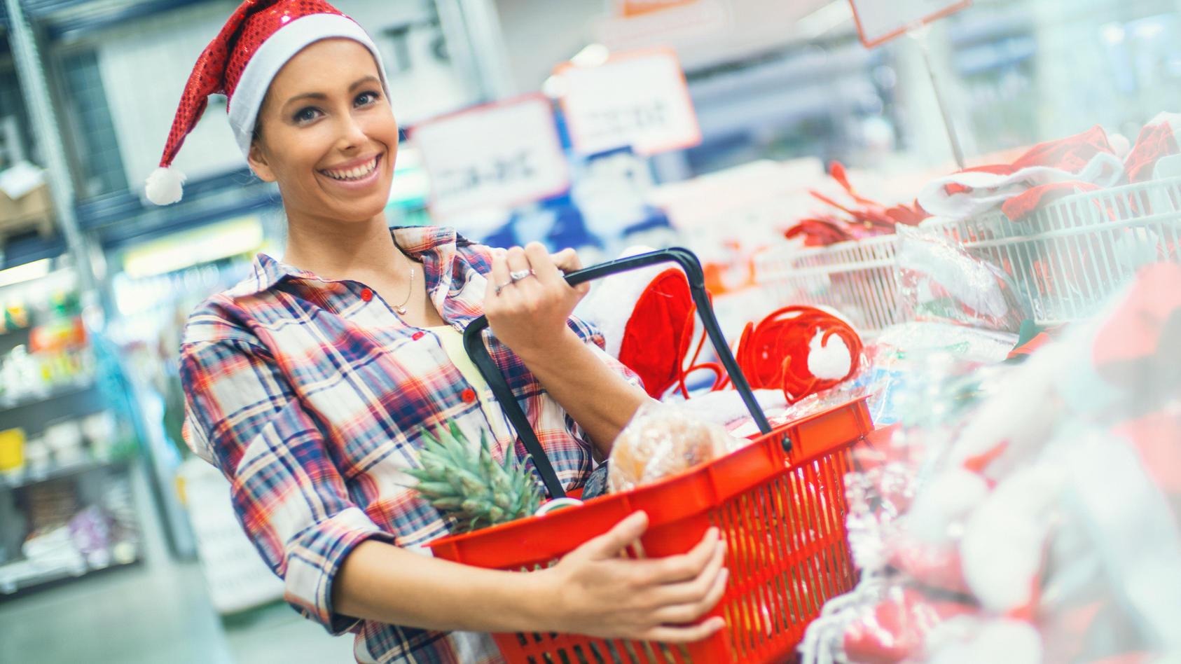 Dieses Jahr ist das Shoppen an Heiligabend wieder einfacher als letztes Jahr.