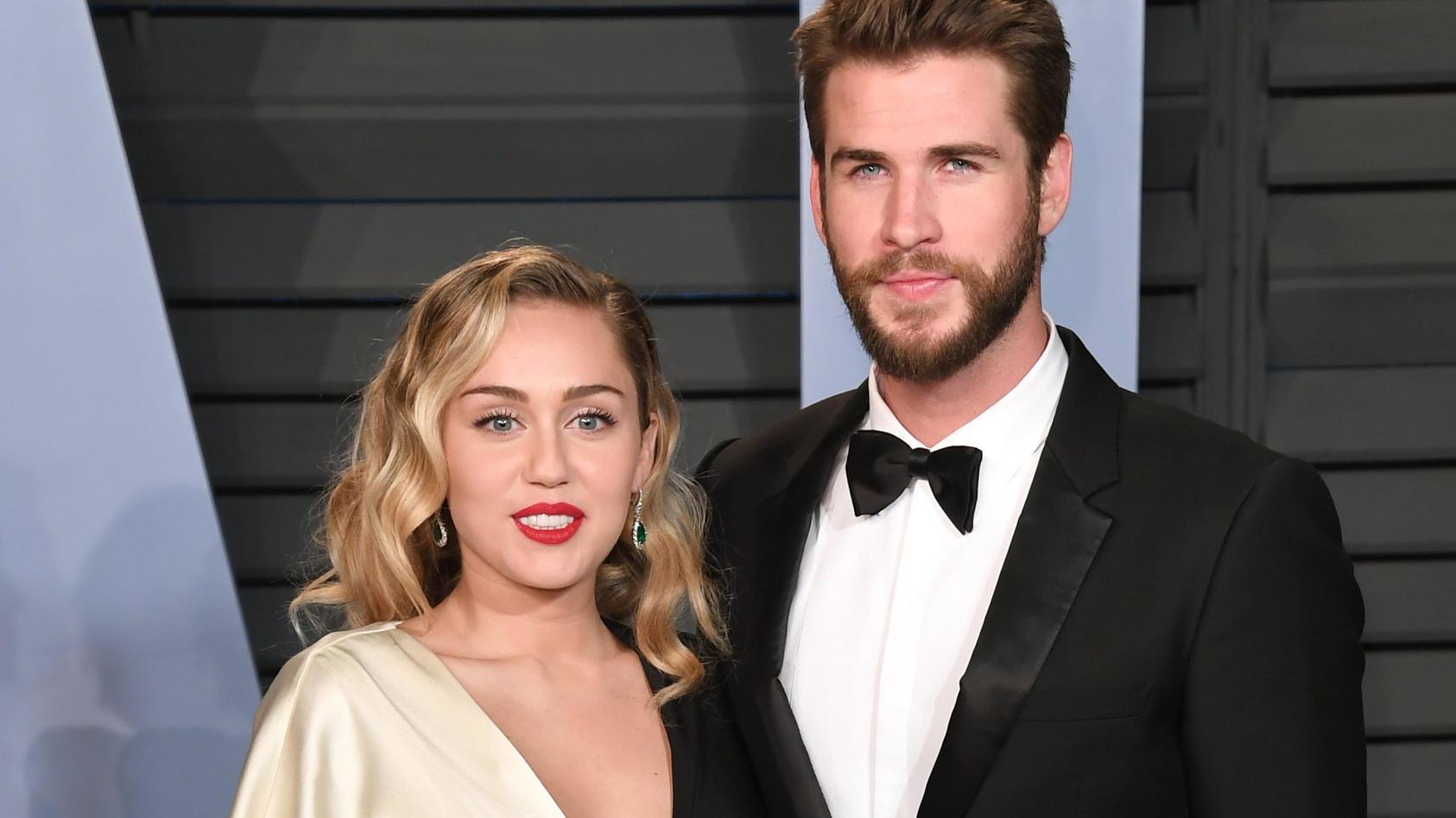 Was ist der wahre Trennungsgrund bei Miley Cyrus und Liam Hemsworth?