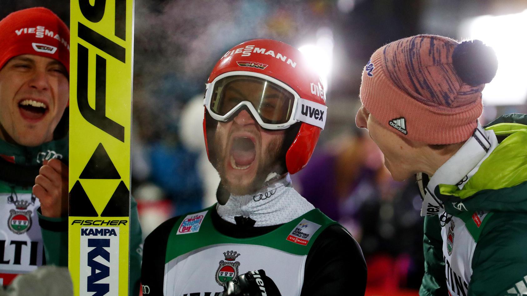 Four-hills Ski Jumping Tournament - Oberstdorf
