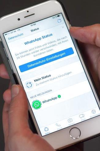 Whatsapp Testet Neue Funktion Status Nachrichten Jetzt