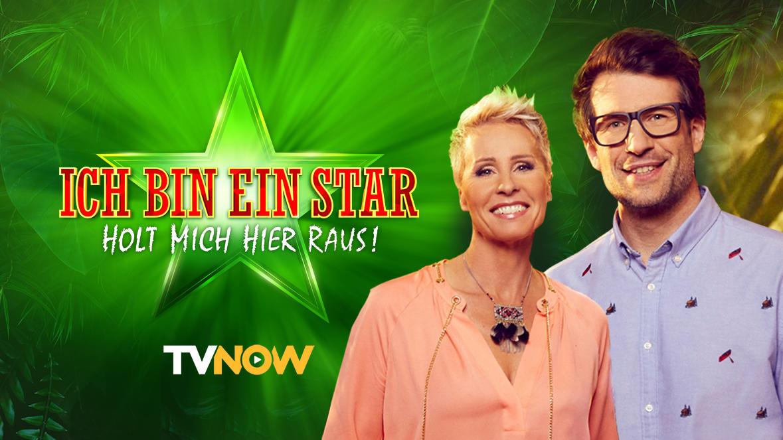 """Bei TVNOW kann """"Ich bin ein Star - Holt mich hier raus! - Das Nachspiel"""" nachträglich gestreamt werden."""