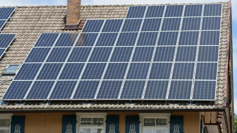 Wärme und Strom fürs Haus aus Solarenergie