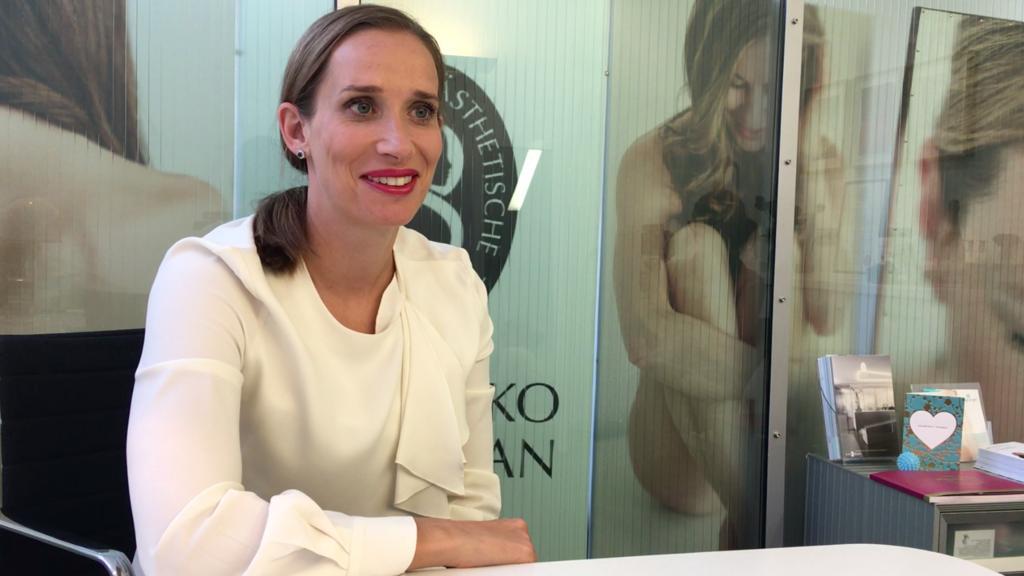 Dr. Pirkko Schuppan ist Intimchirurgin in Köln.