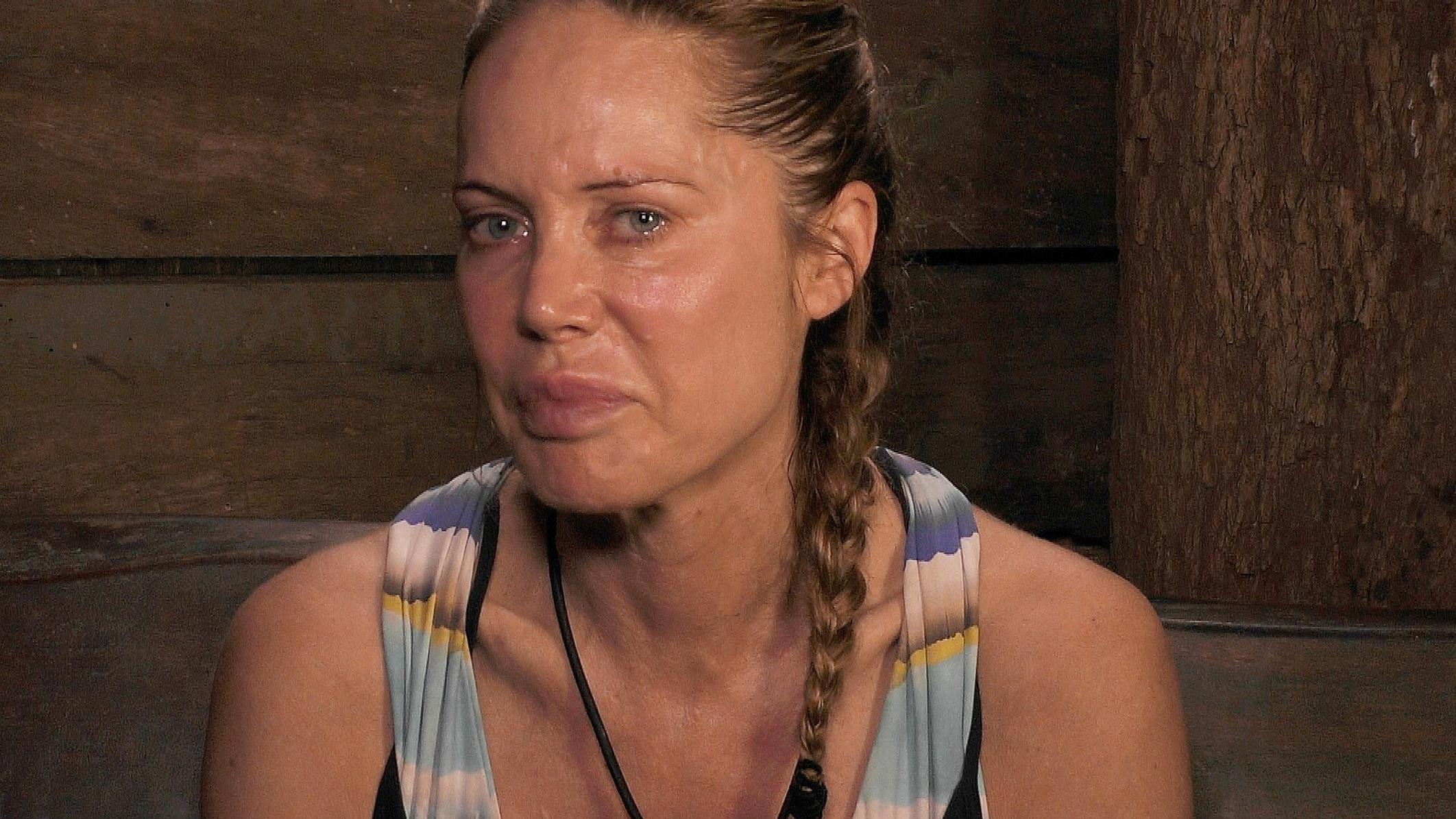 0fae8f6f57a8 Einen Triumph kann Doreen im Dschungelcamp auf jeden Fall schon mal feiern:  Von Mitcamperin Leila Lowfire wird sie zur neuen Teamchefin gewählt.