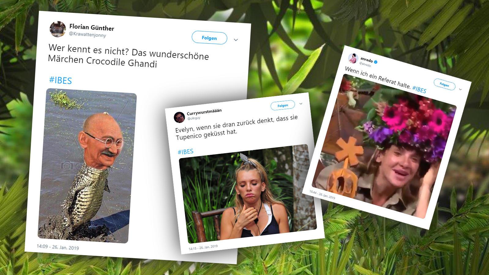 Die Twitter-Reaktionen zum Finale.