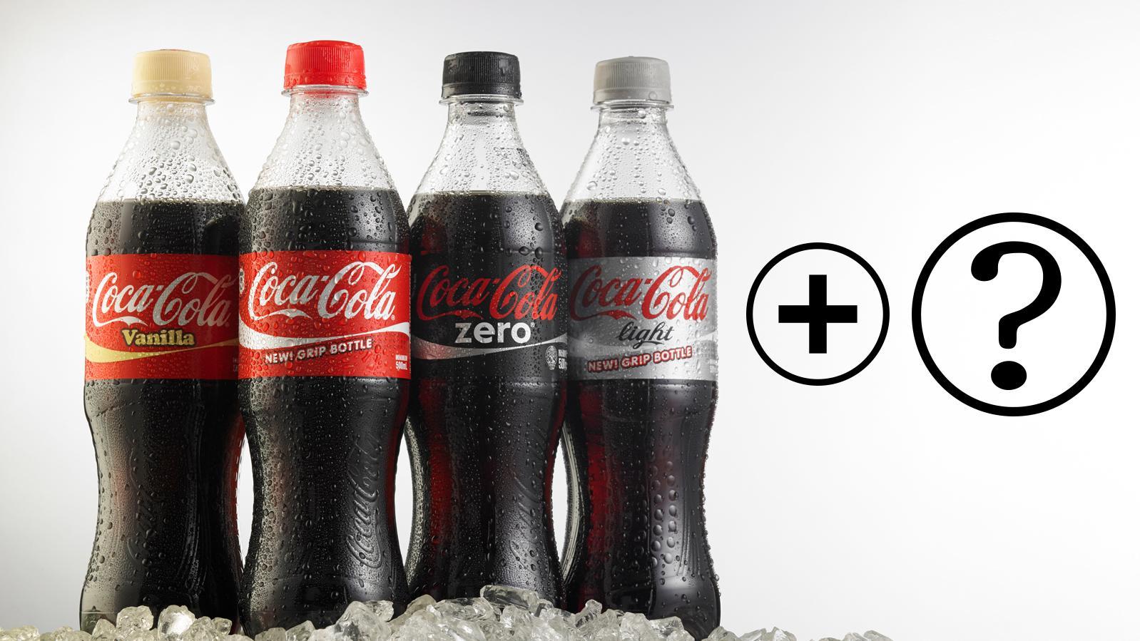 Wir verraten, wonach die neue Cola schmeckt und wann und wo sie erhältlich sein wird.